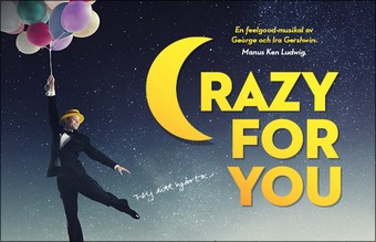 """Crazy For You"". GöteborgsOperan 2015/2016. Bild: GöteborgsOperan."