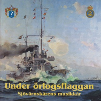Under örlogsflaggan. CD Arkiv L Stolt.